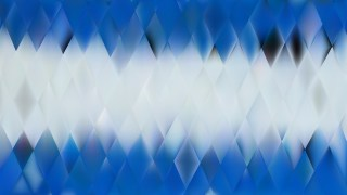 Blue and White Abstract Background
