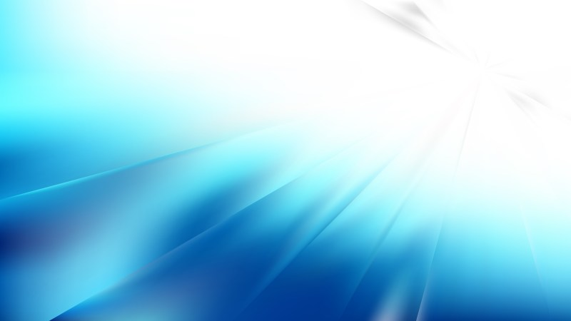 Abstract Blue and White Background