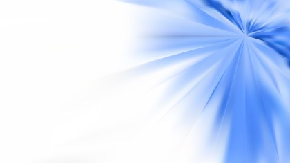 Blue and White Abstract Background Illustration