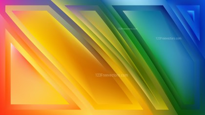 Colorful Background Vector Art