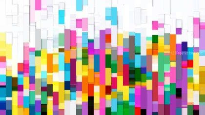 Abstract Colorful Background Vector Graphic