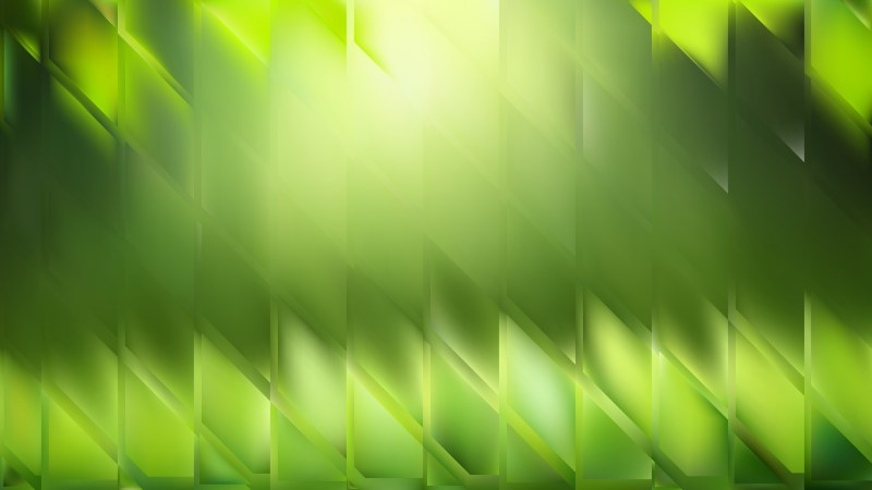 Green Abstract Background Vector Art