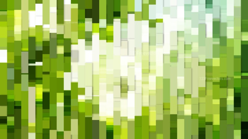 Abstract Green Background Graphic