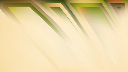 Abstract Green and Beige Background