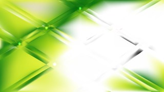 Abstract Green and White Background Vector Graphic