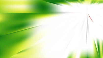 Green and White Background Vector Art