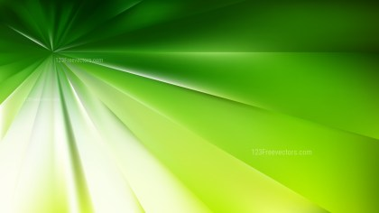 Abstract Green and White Background Graphic
