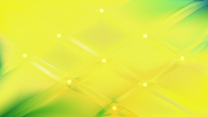 Green and Yellow Background Illustration