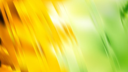 Abstract Green and Yellow Background Vector Graphic