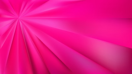Hot Pink Background Illustration