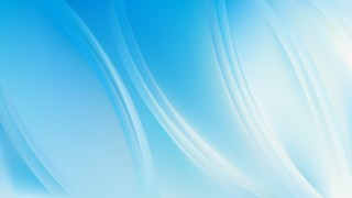 Abstract Light Blue Background Design