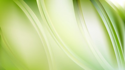 Light Green Abstract Background