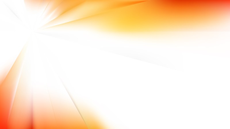 Light Orange Abstract Background