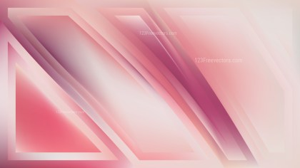 Abstract Light Pink Background Graphic