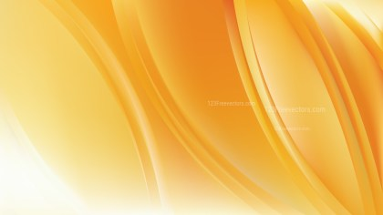 Orange Background Vector Illustration