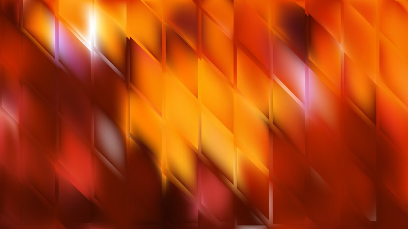 Abstract Orange Background Graphic