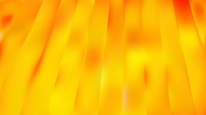 Orange Abstract Background Vector Illustration