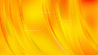 Abstract Orange Background Vector Graphic
