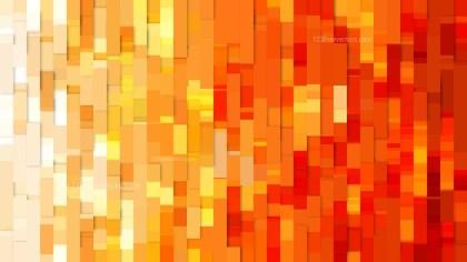 Orange Background Vector Illustration