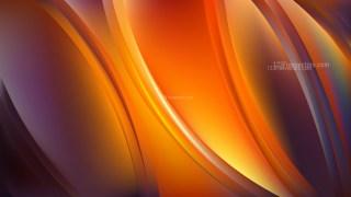 Orange and Black Background Image