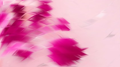 Pink Abstract Background Vector Illustration