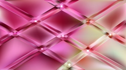 Pink Abstract Background Vector Art