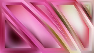 Abstract Pink Background Vector Graphic