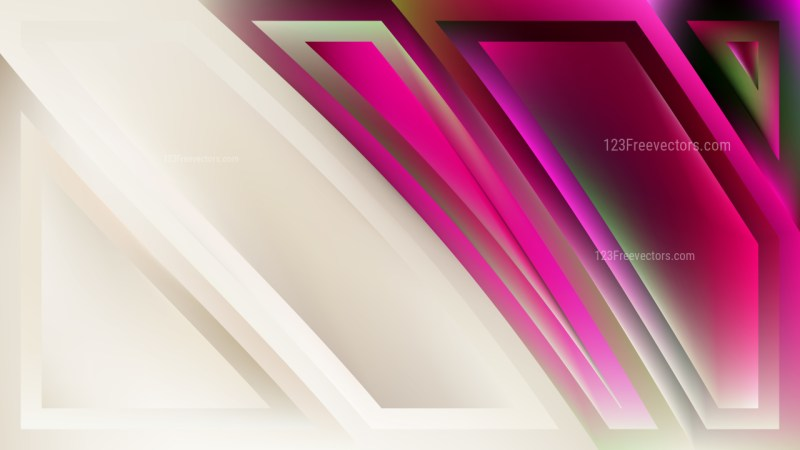 Pink and Beige Background Vector Image