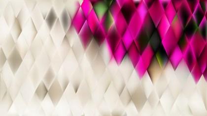 Pink and Beige Background Vector Illustration