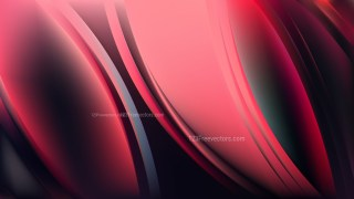 Pink and Black Abstract Background Vector Image