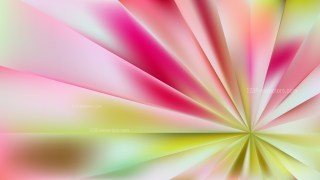 Pink and Green Background Illustration