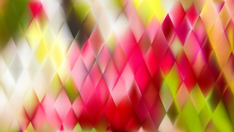 Pink and Green Abstract Background Image