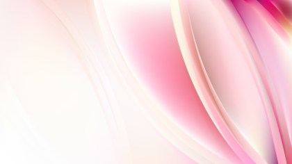 Abstract Pink and White Background Illustrator
