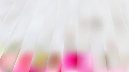 Pink and White Abstract Background Vector Art