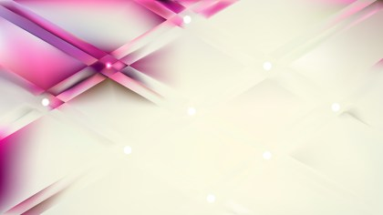 Pink and White Abstract Background