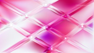 Abstract Pink and White Background Vector Graphic