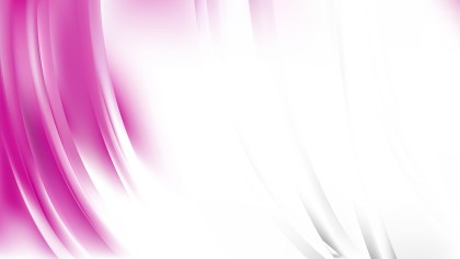 Pink and White Background Illustration