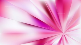 Abstract Pink and White Background Vector