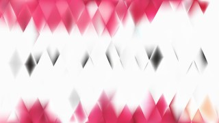 Pink and White Abstract Background Illustration