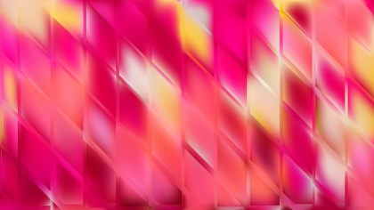 Abstract Pink and Yellow Background Graphic