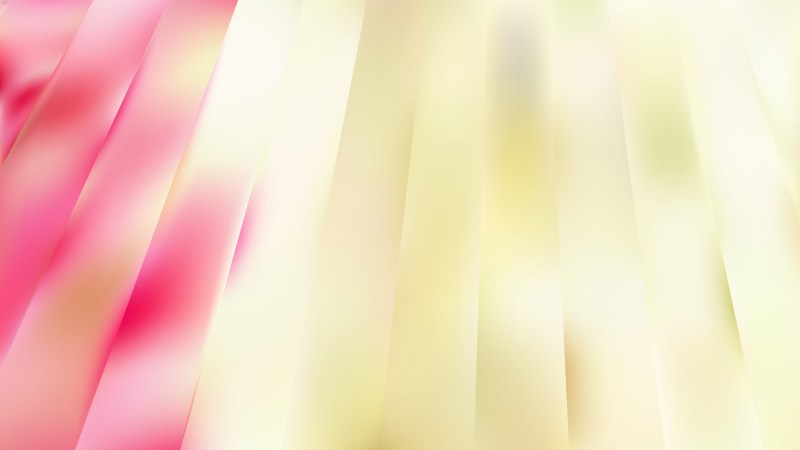Abstract Pink and Yellow Background Illustrator
