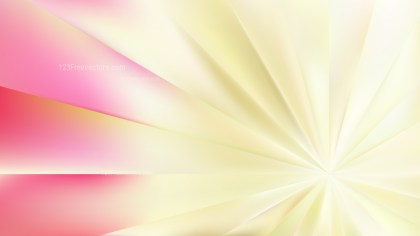 Pink and Yellow Abstract Background Vector Image