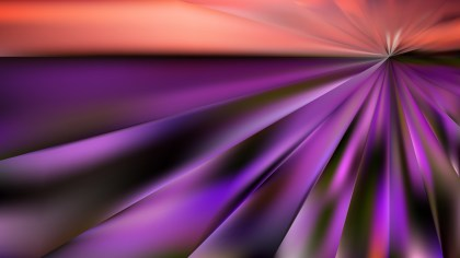 Purple and Black Abstract Background