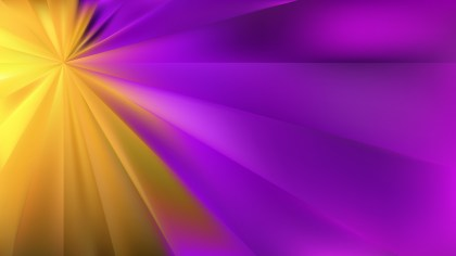 Purple and Gold Background Vector Art
