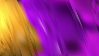 Abstract Purple and Gold Background Graphic