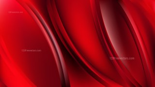 Abstract Red Background Illustrator