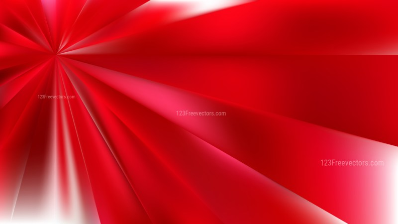 Red Abstract Background Vector Art