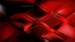 Cool Red Abstract Background