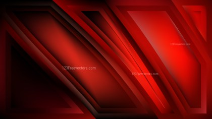 Cool Red Background Vector Image