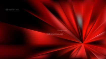 Cool Red Abstract Background Vector Illustration